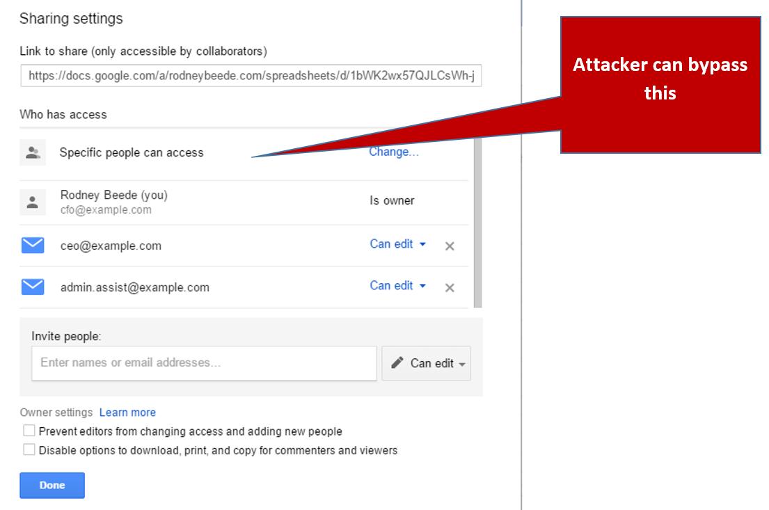 Google Spreadsheet Vuln - CSRF and JSON Hijacking allows